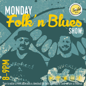 #13 Monday Folk 'n Blues Show 27.01.2020