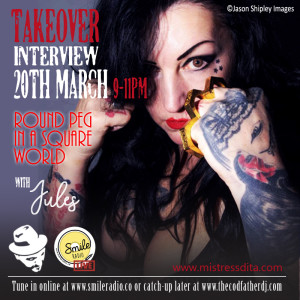 When The Codfather Met Mistress Dita IInterview 20.03.2020