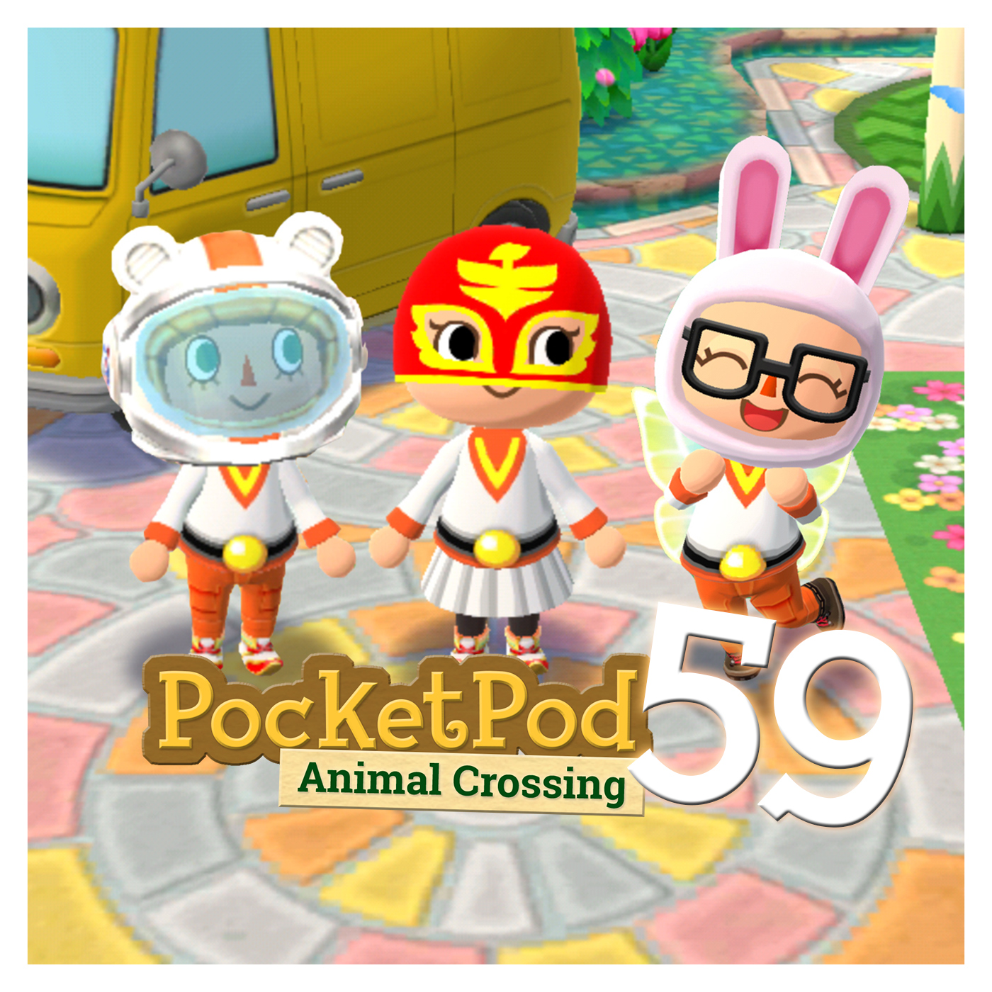 Animal Crossing #59 - Sports Ghost Sports