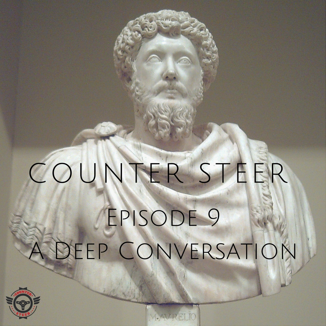 Episode Nine - A Deep Conversation
