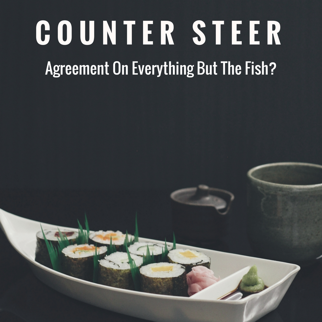 Episode Seven - Agreement on Everything But the Fish?