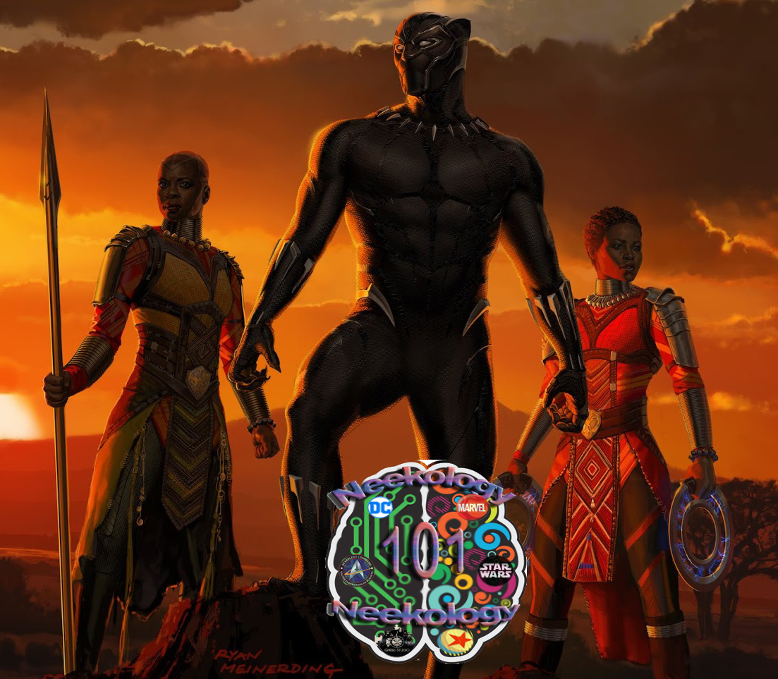 Episode #11 Black Panther Review