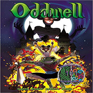 Episode #44 Oddwell the Frog of War!