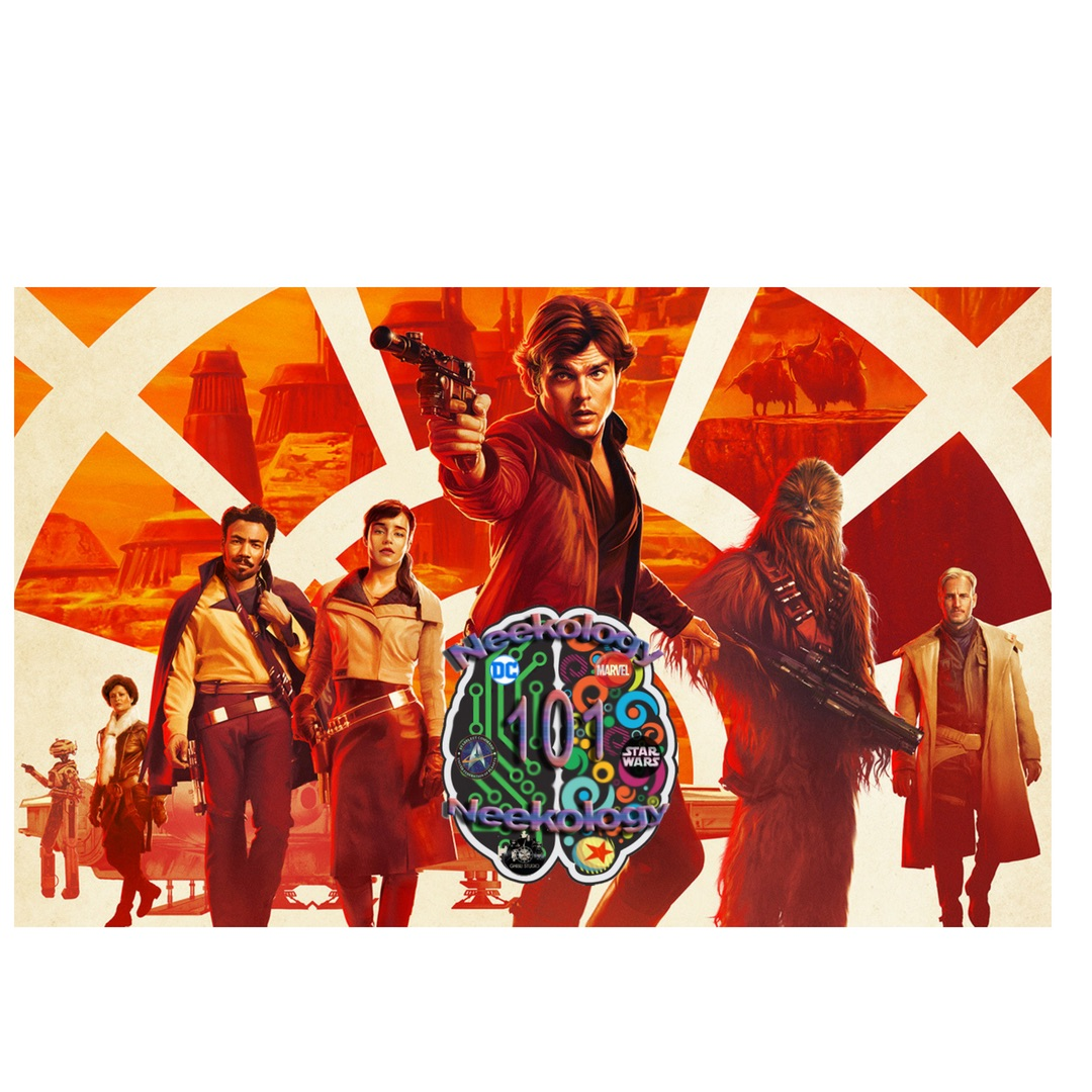 Episode #28 Han Solo Movie Review