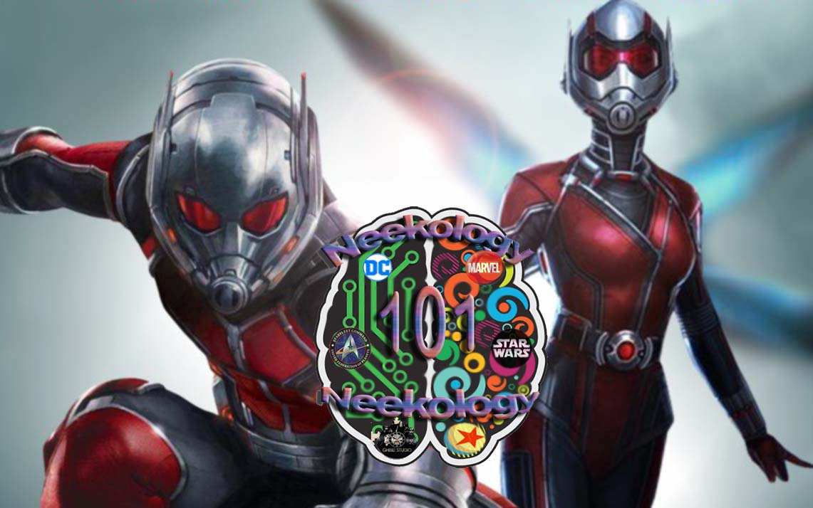 Episode #34 The Antman & The Wasp Movie Review