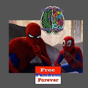 Episode #61 Oh, What a Spiderverse We Weave.