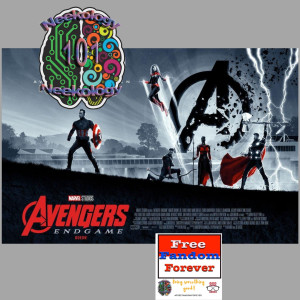 Episode 56: The Avengers: End Game Dream Team