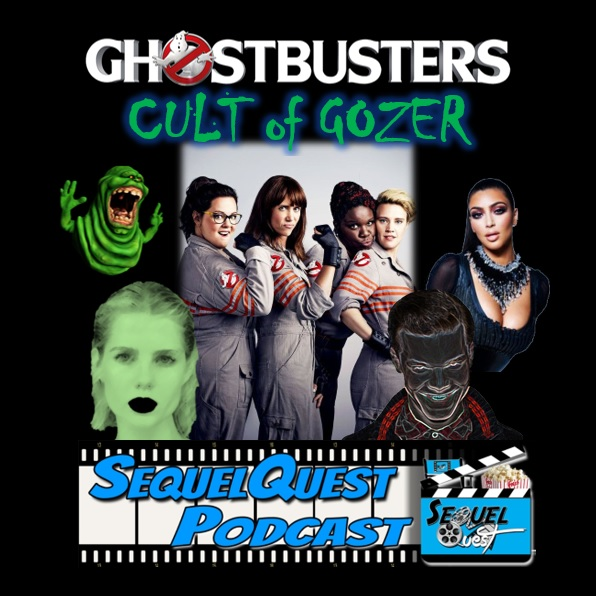 EP92   A Sequel to Ghostbusters 2016   SequelQuest