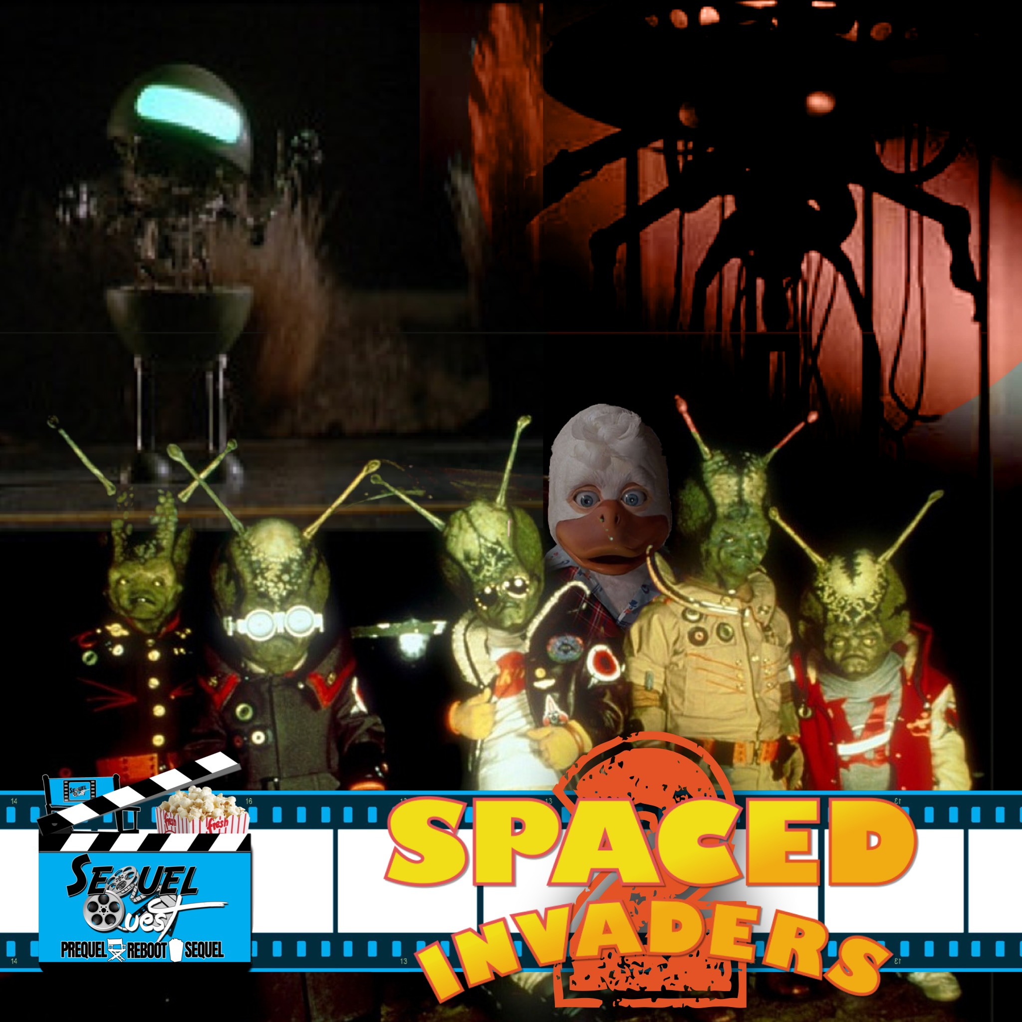 EP86   A Spaced Invaders Sequel   SequelQuest