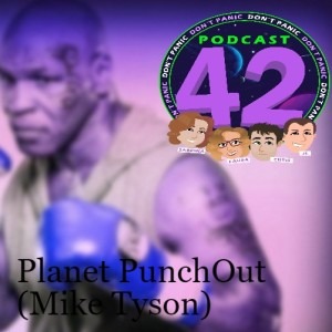 Planet Punch Out (Mike Tyson)
