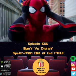 Sony Vs Disney: Spider-Man out of the MCU!?