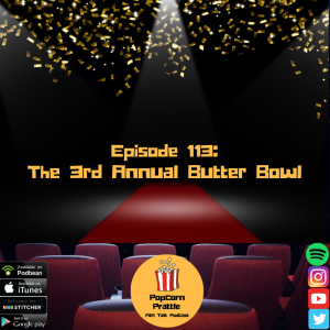 The 3rd Annual Butter Bowl