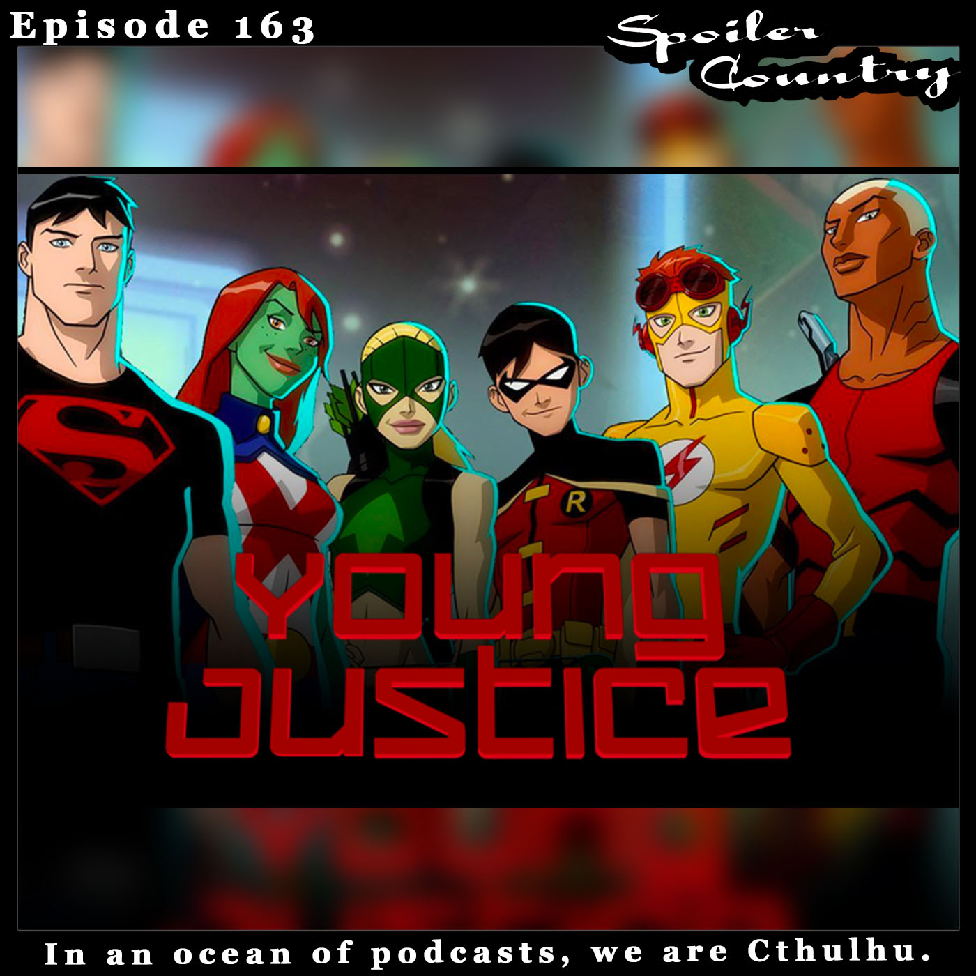 Young Justice (Seasons 1 and 2)