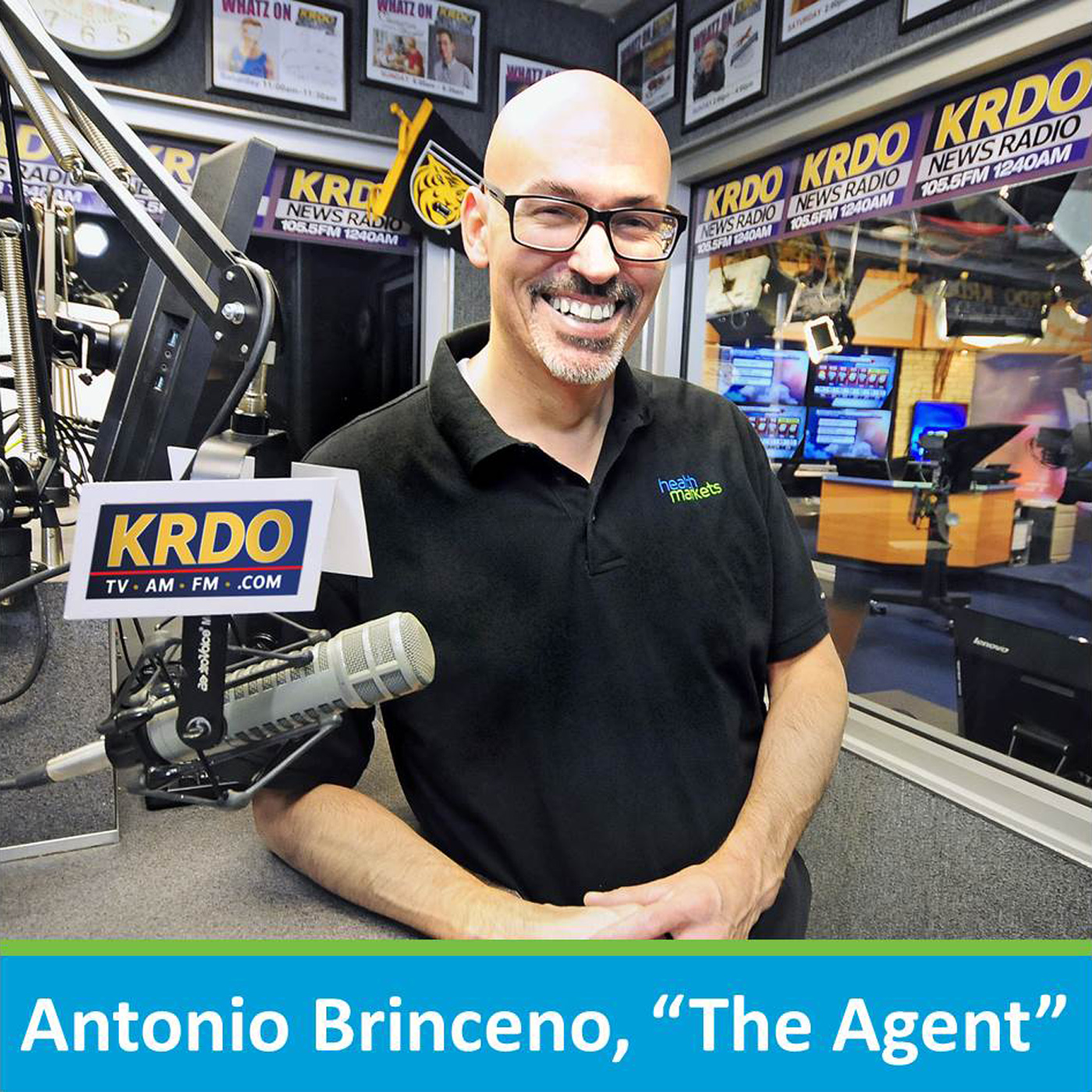 The Agent with Antonio Briceno - December 29, 2018