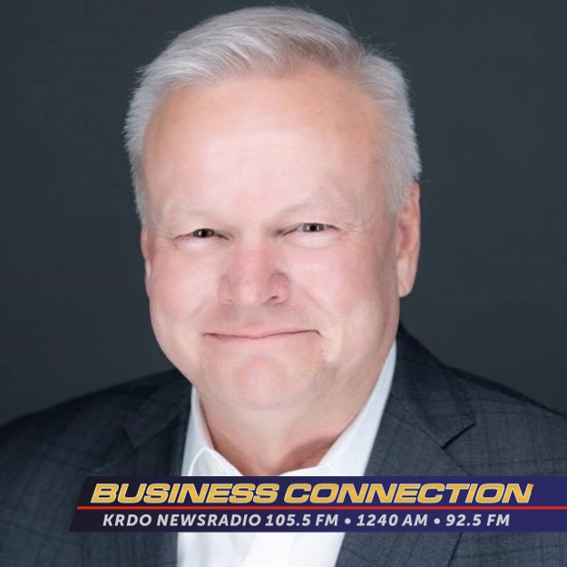 KRDO Business Connection with Ted Robertson - Business Leaders Podcast - May 19, 2019