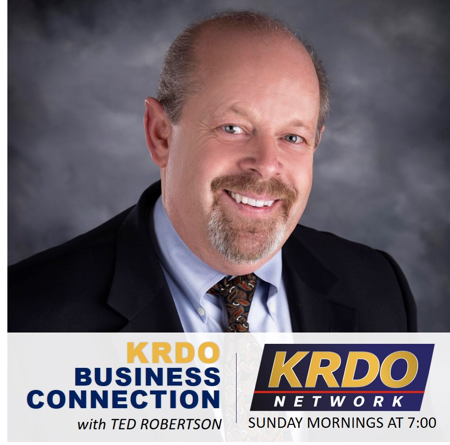 KRDO Business Connection with Ted Robertson - The Huddle Networking Group - February 17, 2019