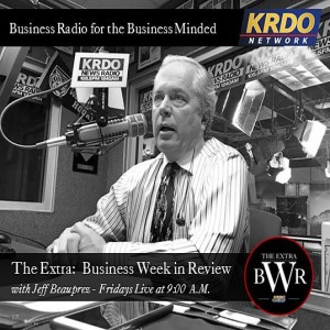 Business Week in Review with Jeff Beauprez - March 1, 2019