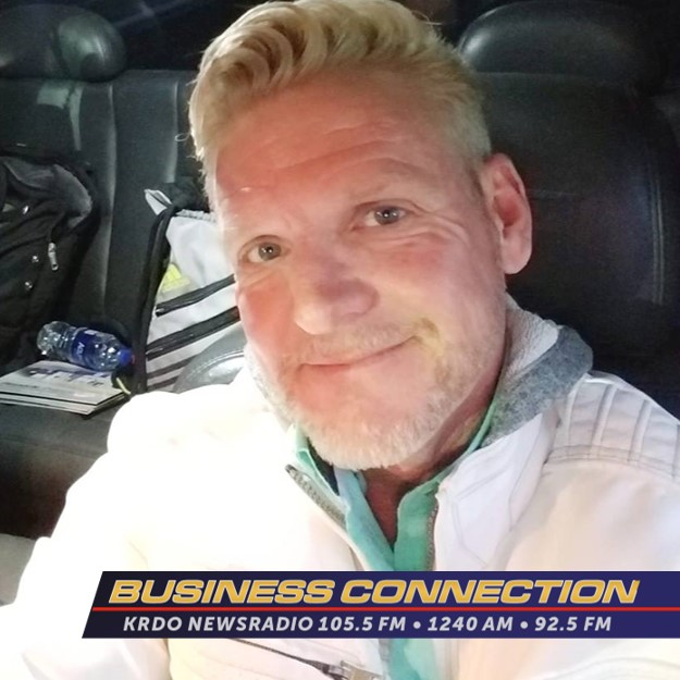 KRDO Business Connection with Ted Robertson - Daniel Davis - May 19, 2019
