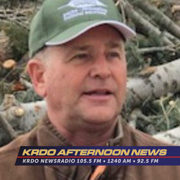 KRDO Afternoon News with Ted Robertson - City Forester - May 29, 2019