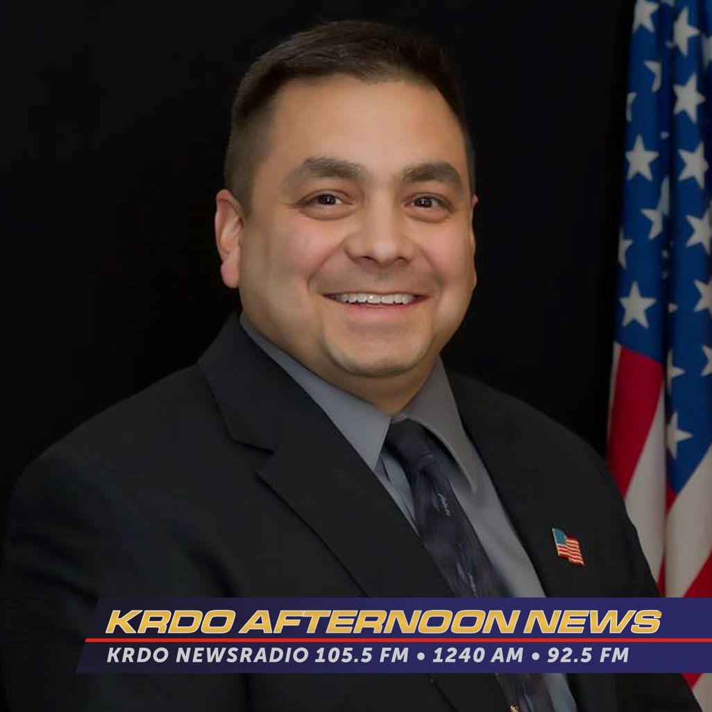 KRDO Afternoon News with Ted Robertson - Mayor Gabriel Ortega - June 10, 2019