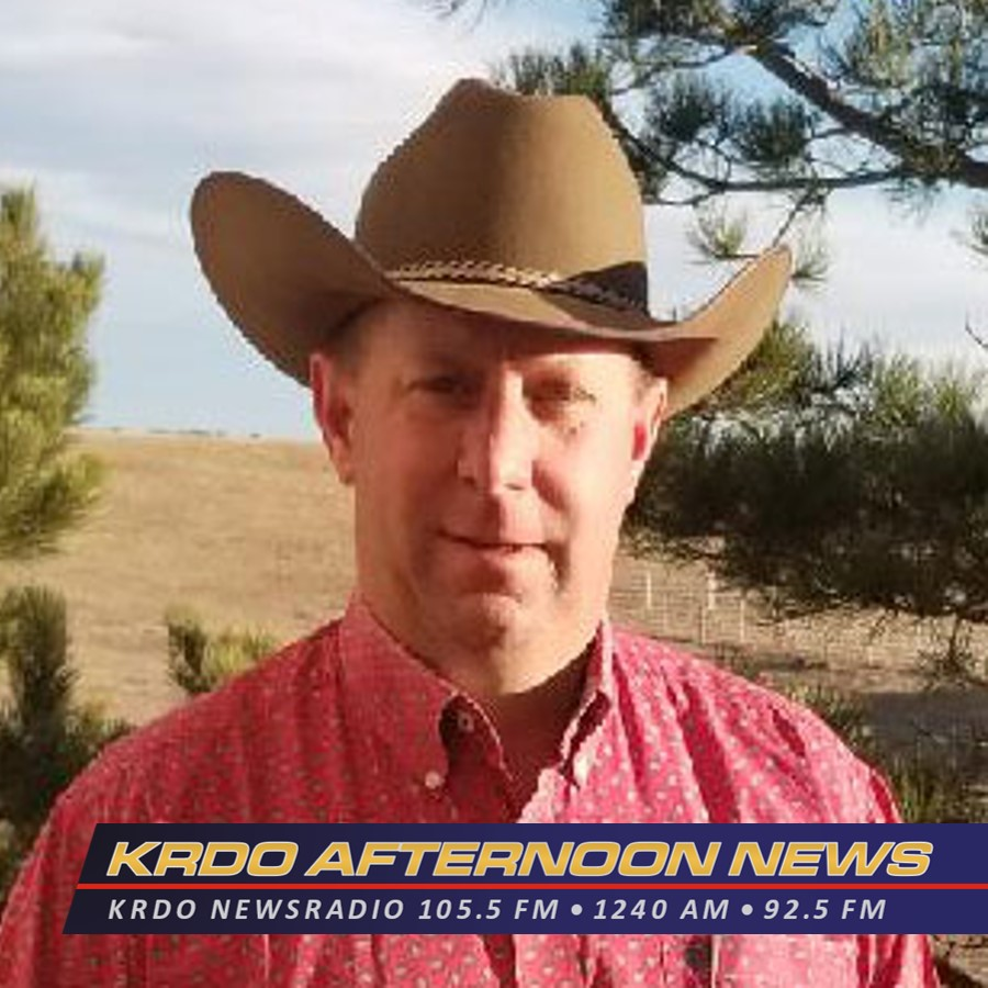 KRDO Afternoon News with Ted Robertson - Pikes Peak Range Riders - 6-19-2019