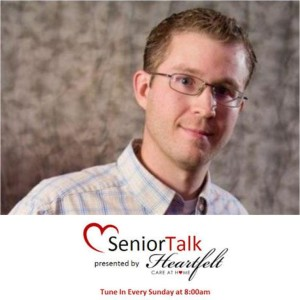 SeniorTalk with Greg Coopman - August 4, 2019