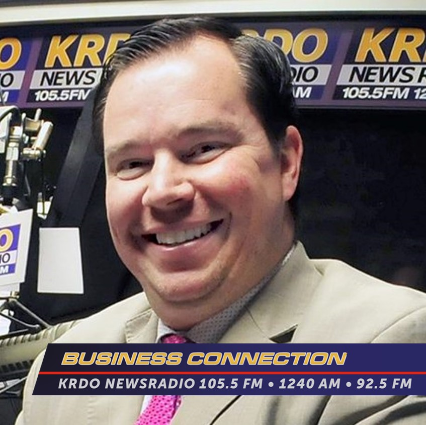 The KRDO Business Connection with Ted Robertson - Infinity Shuttle - June 2, 2019