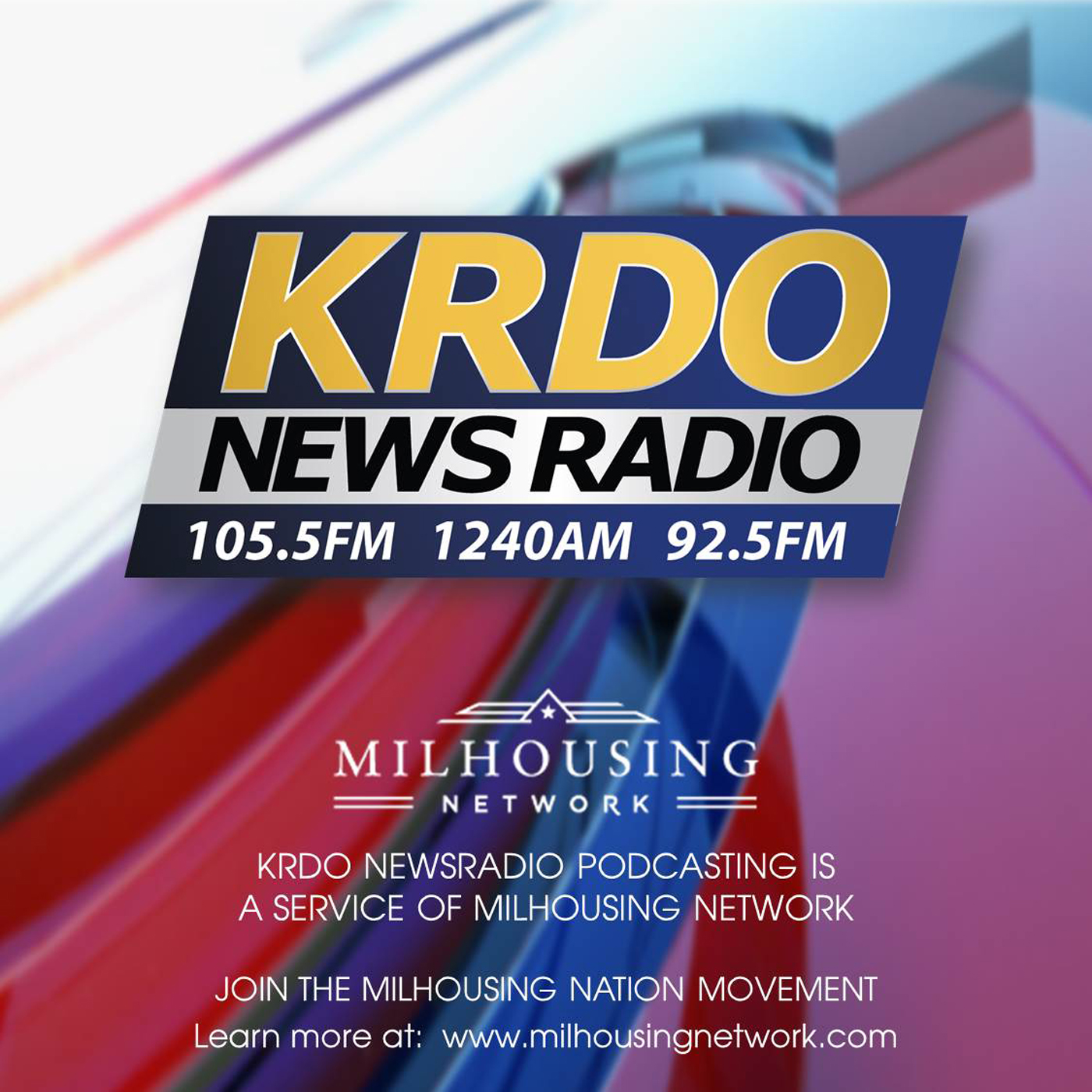 KRDO Noon News - Move for Hunger - Gina Caughey - July 31, 2018