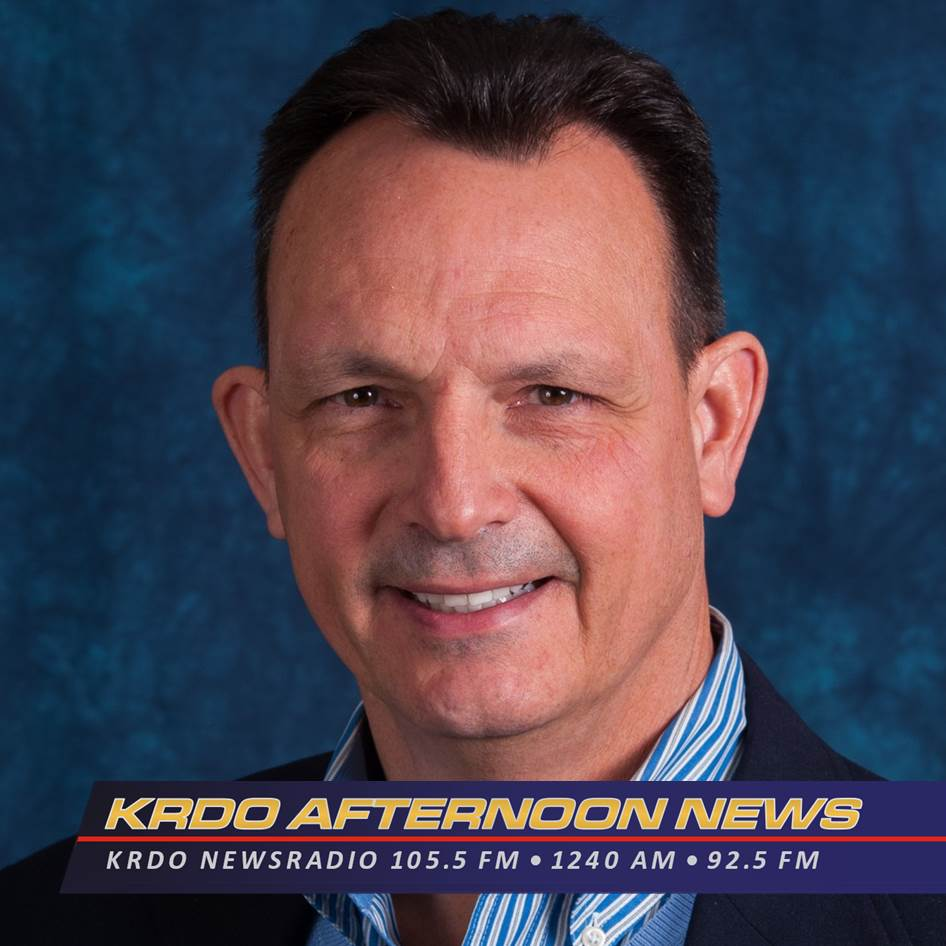 KRDO Afternoon News with Ted Robertson - Mt. Carmel Job Fairs - June 17, 2019