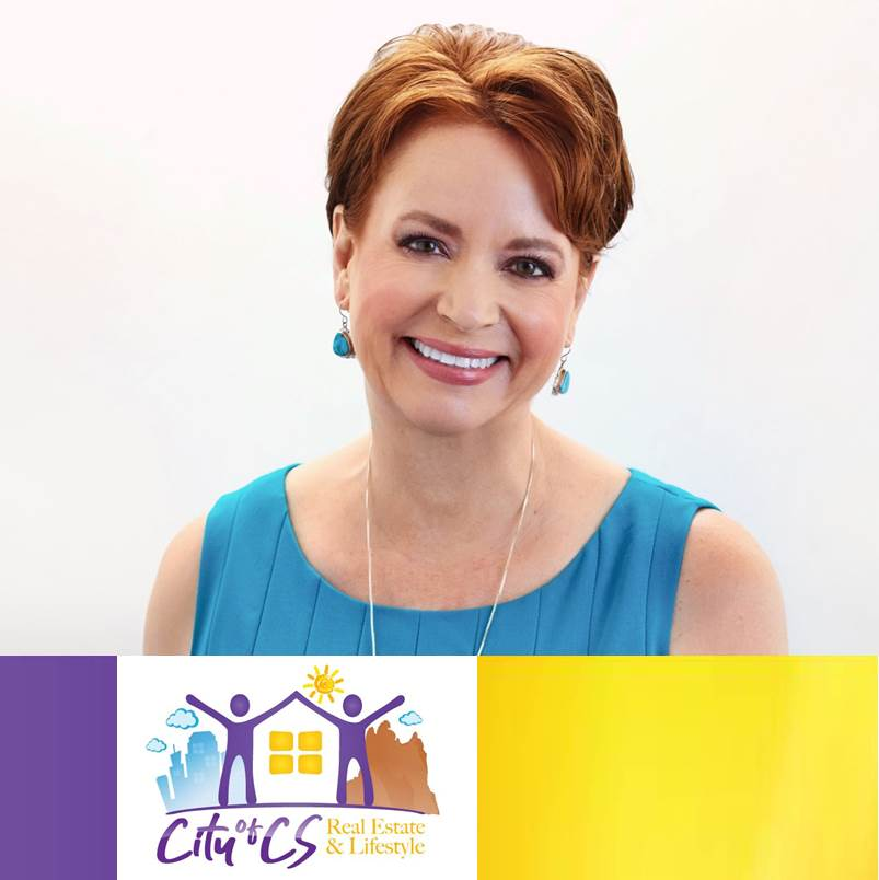 The City of C.S. Real Estate and Lifestyles Show with Deborah Elliott Shultz - June 15, 2019