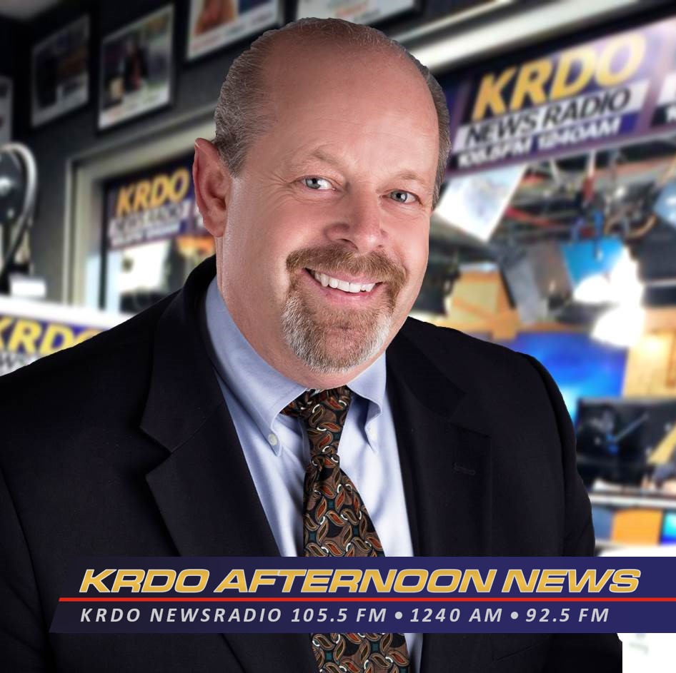 KRDO Afternoon News with Ted Robertson - Fountain Veteran's Fair - June 5, 2019