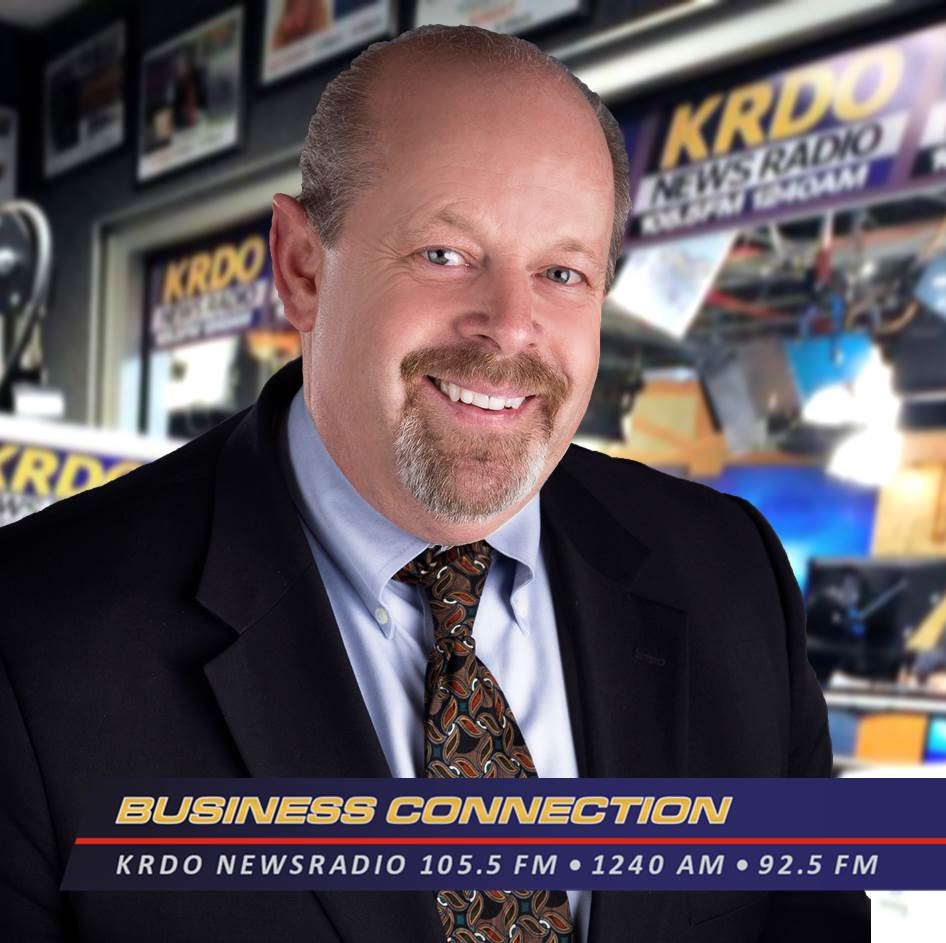 The KRDO Business Connection with Ted Robertson - Lustgarten Foundation - April 27, 2019