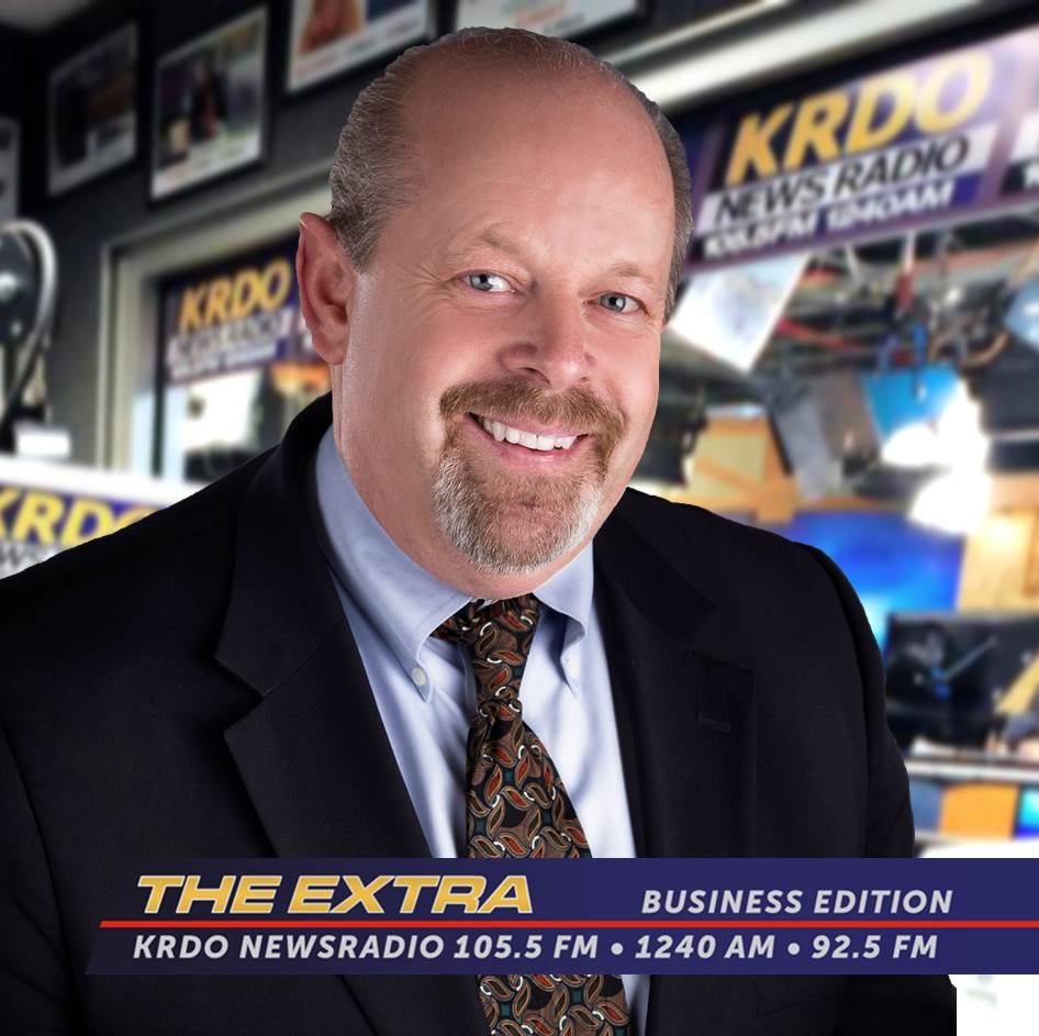 The Extra:  Business Edition with Ted Robertson - June 7, 2019