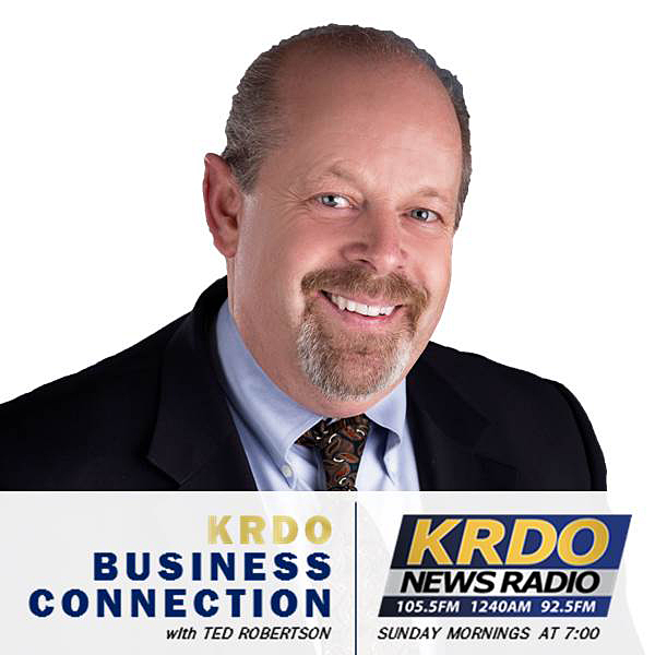Thye KRDO Business Connection with Ted Robertson - July 29, 2018