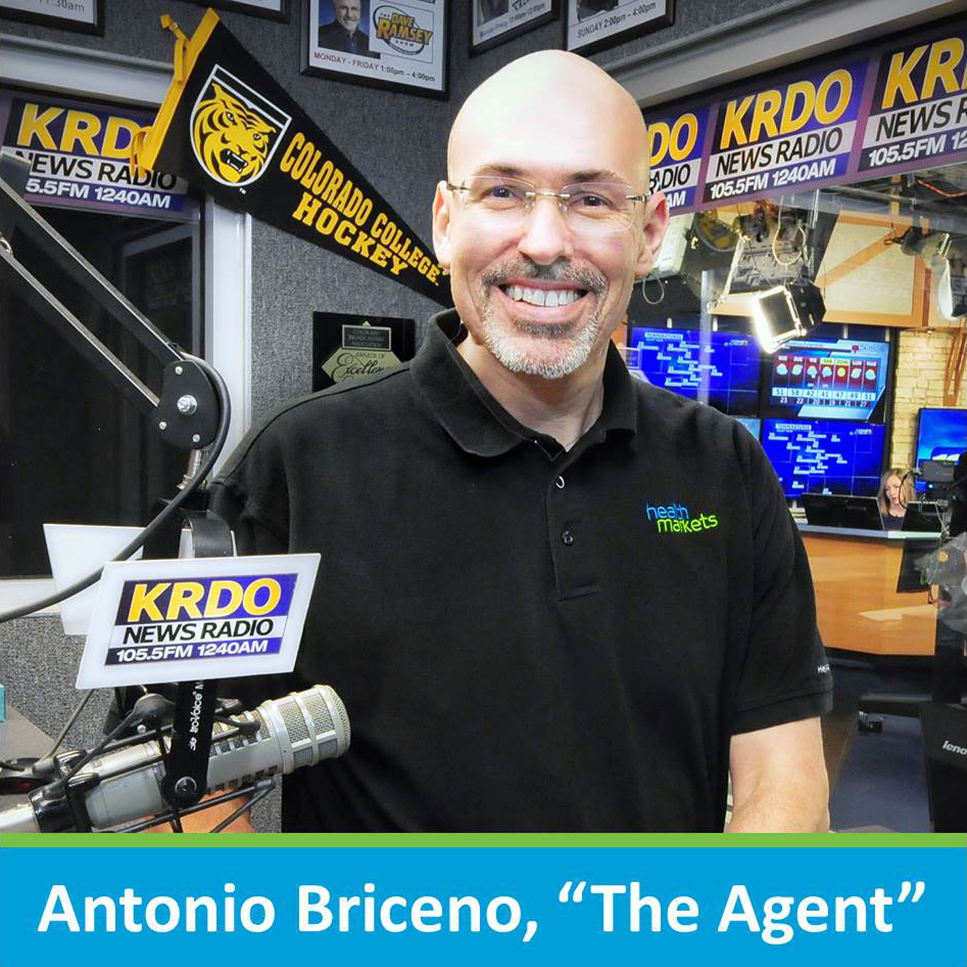 The Agent with Antonio Briceno - June 8, 2019