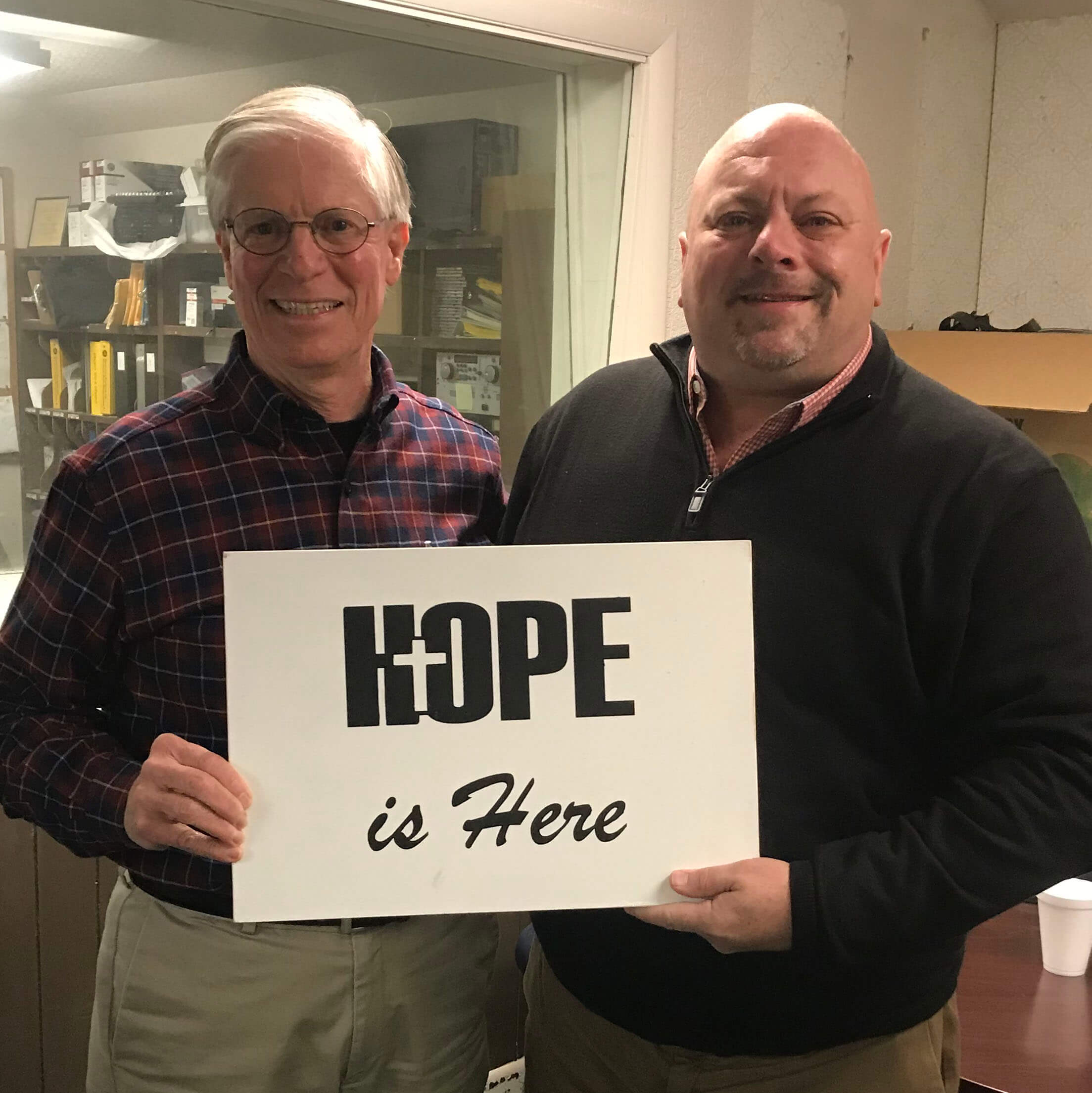 Finding HOPE through Mentoring with Wes Marion Part 3 of 5