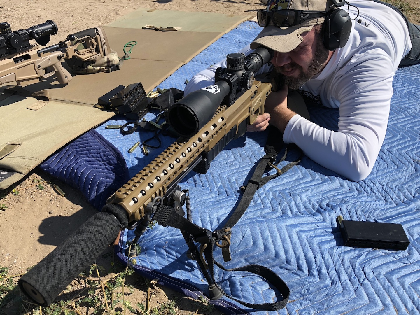 The Everyday Sniper Episode 99 Short 308 Rifles