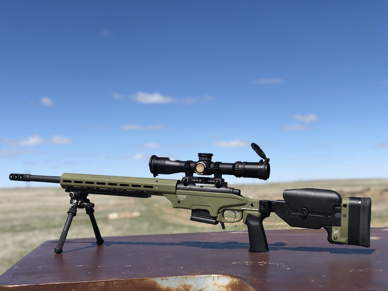The Everyday Sniper Episode 170 Valkyrie Bolt Action Rifle, Ammunition