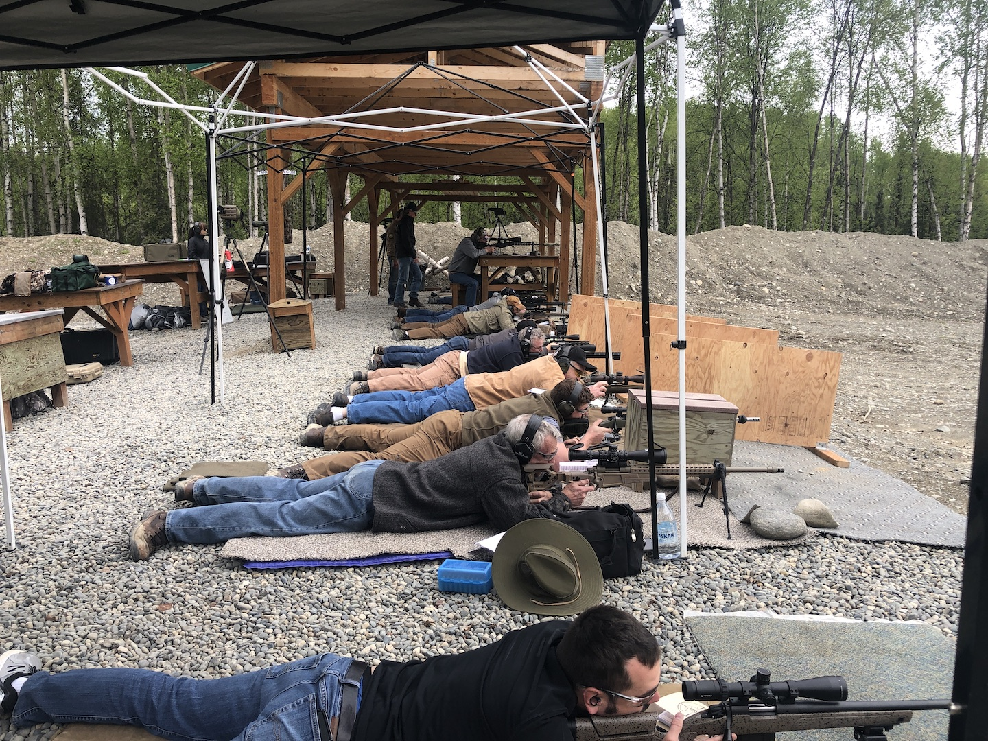 The Everyday Sniper Episode 167 Alaska Precision Rifle May After Action