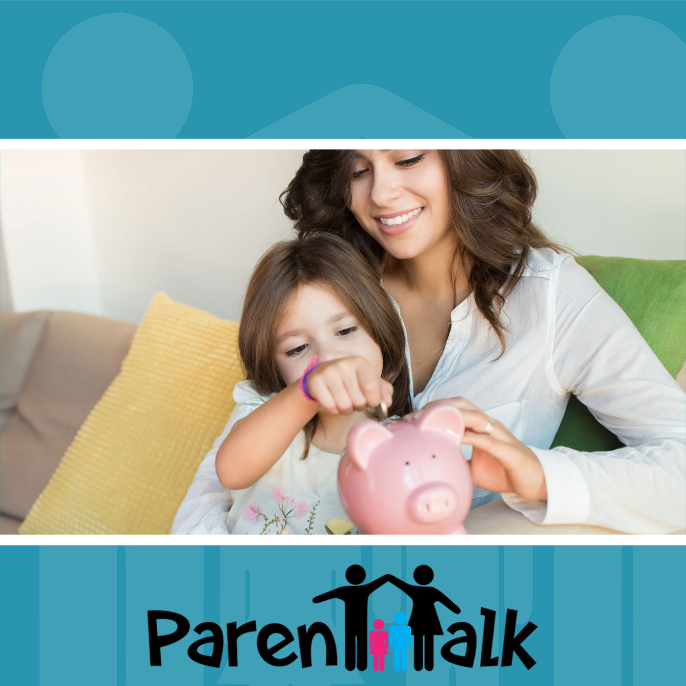 E28 - How to Set up Your Family for Financial Success with Nesrine Jabbour - Parent Talk