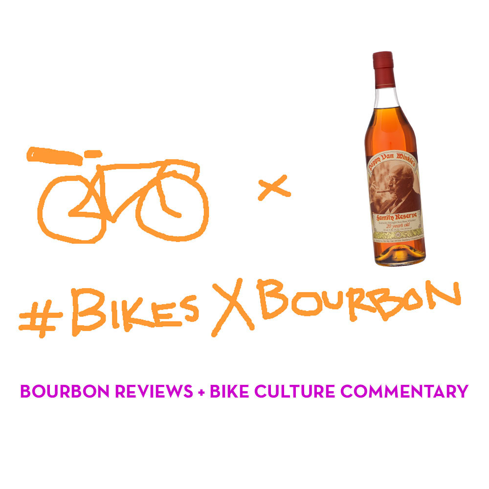 BikesxBourbon - Old Forester / Have we reached PEAK GRAVEL?!!