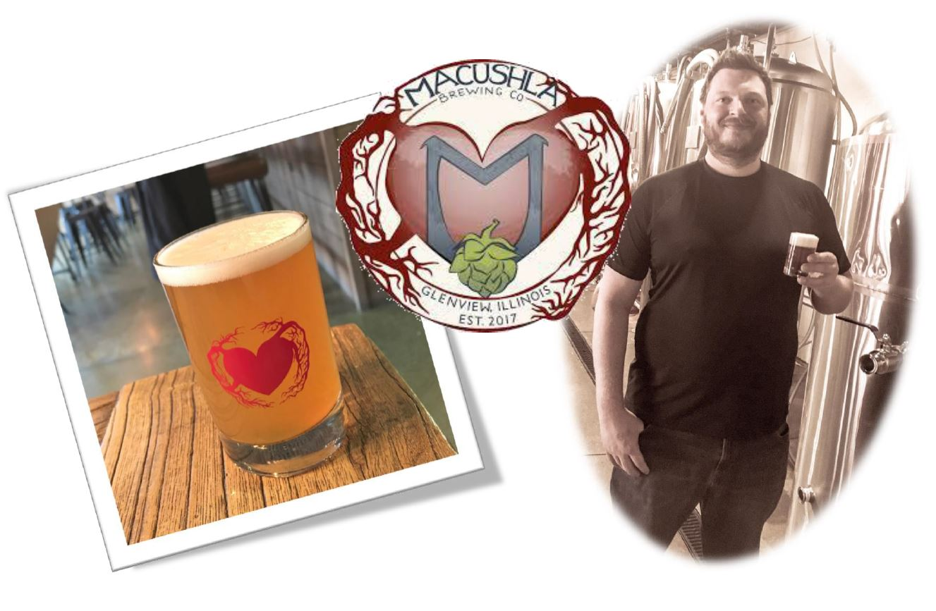 Pubcast 306 - David Kelley: Macushla Brewing