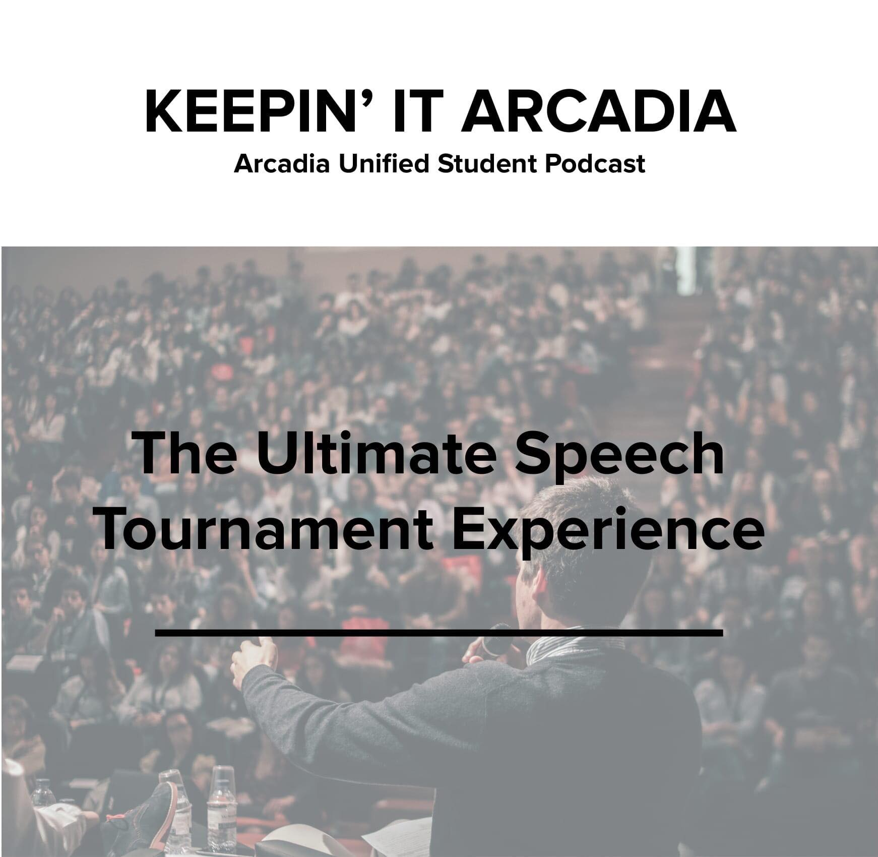 S2 #19 The Ultimate Speech Tournament Experience!