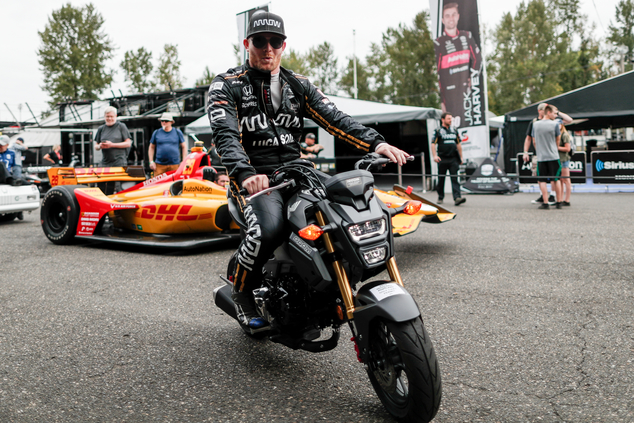 Talking IndyCar and Portland with Jeff Gluck of The Athletic