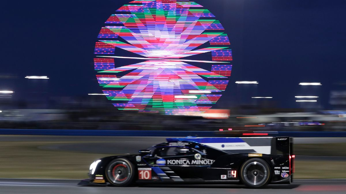 Previewing the Rolex 24 at Daytona