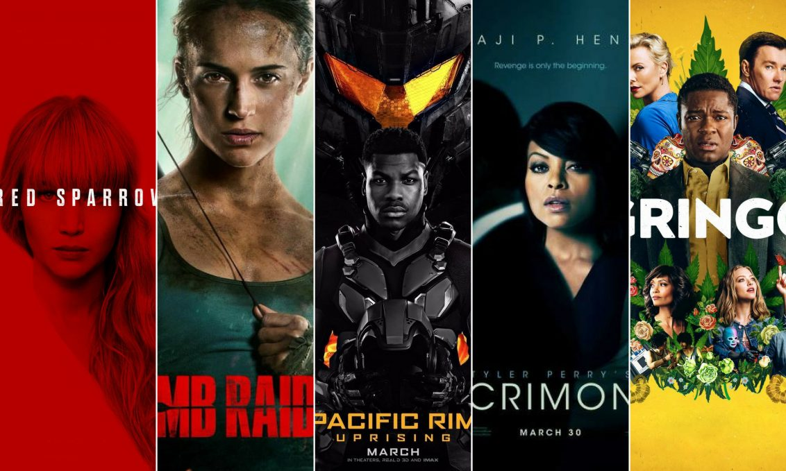 Interesting movies to watch 2018