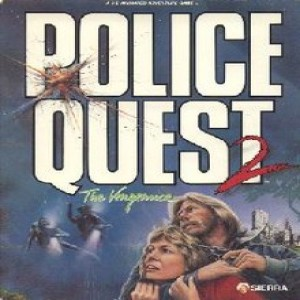 Ep. 58 - Police Quest 2 (and a bit of 3)