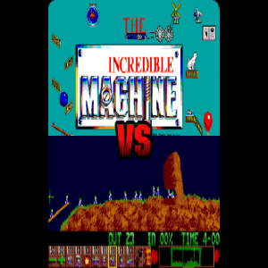 On The Spot Challenge: Lemmings vs The Incredible Machine