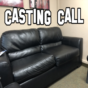 On The Spot Challenge: Live Action Casting