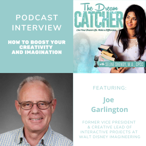 [Interview] How to Boost Your Creativity and Imagination (feat. Joe Garlington)